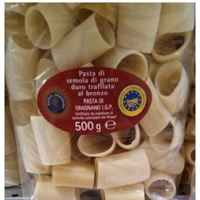 Pasta di Gragnano Paccheri Lisci gr. 500