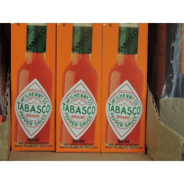 Tabasco Pepper Sauce ML 60
