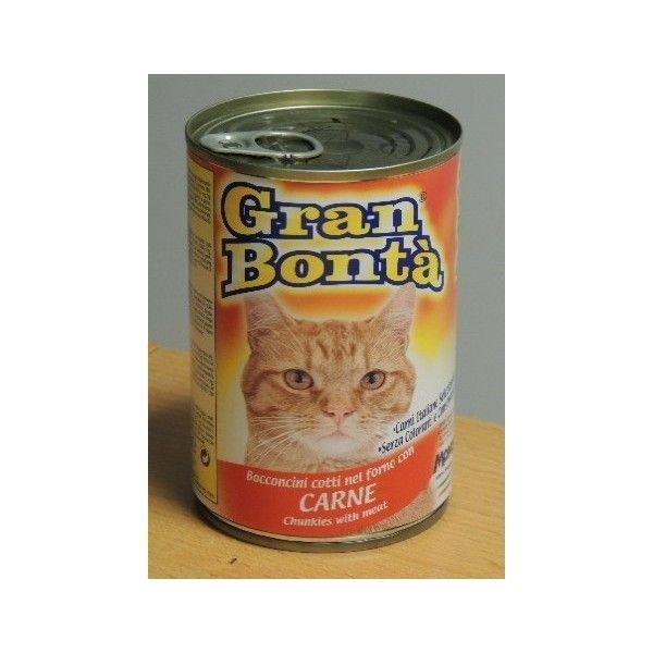 Gran Bontà Gatto gr 400 Carne