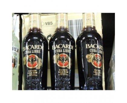 Bacardi Cuba Libre 275 Liquore