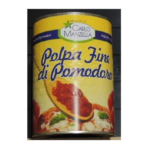Polpa Fine Carlo Manzella kg 4