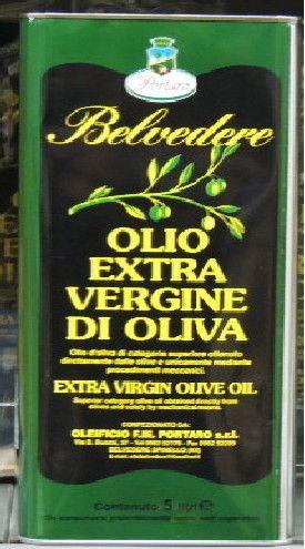 Olio Extra Vergine Belvedere Lt 5