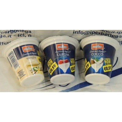 Yogurt Muller gr 125 Cocco