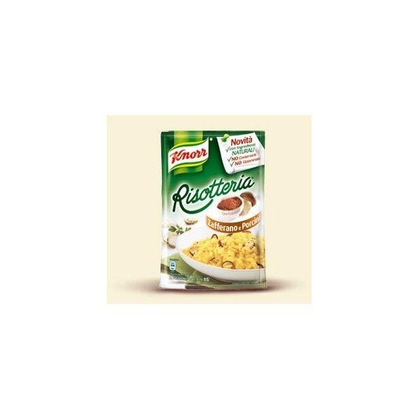Knorr Risotto  Zafferano e Funghi