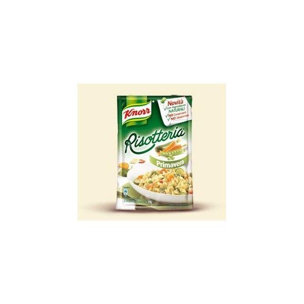 Knorr Risotto Primavera