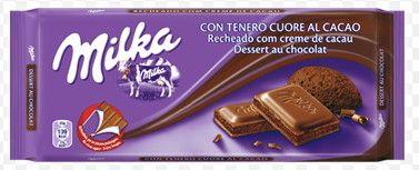 Cioccolata Milka Cuore Cacao gr. 100