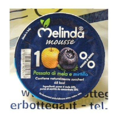 Mousse di Frutta Mela/Mirtillo Melinda