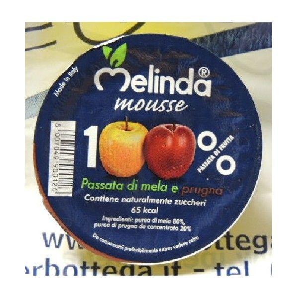 Mousse di Frutta Mela/Prugna Melinda