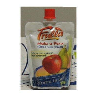 Frutta in Tasca gr. 100 Mela/Pera Frullà