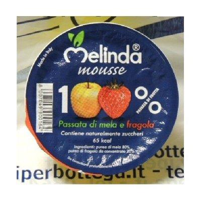 Mousse di Frutta Mela/Fragola Melinda