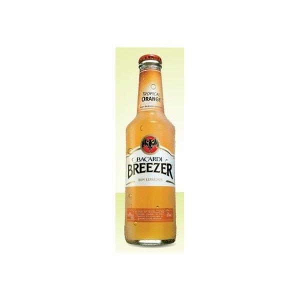 Bacardi Breezer 275 Orange