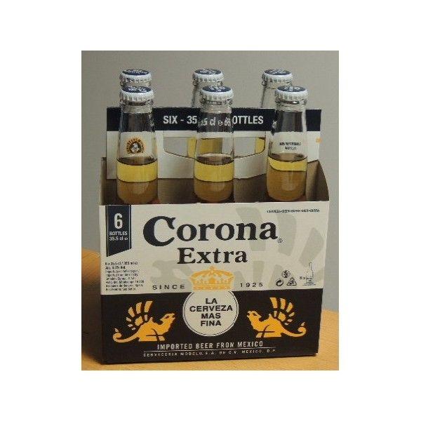 Birra Corona Extra cl 35,5 x 6