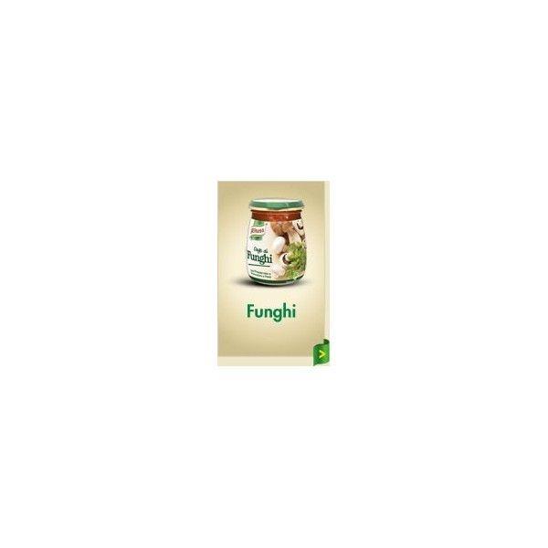 Funghi Knorr Sugo gr. 250