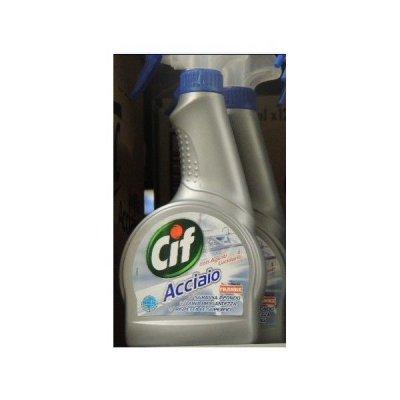 Cif Acciaio Spray ML 500
