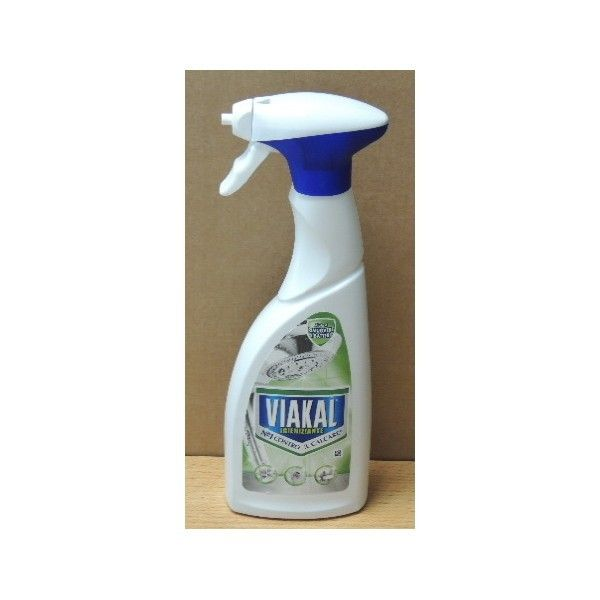 Viakal Anticalcare Spray igienizzante ml 500