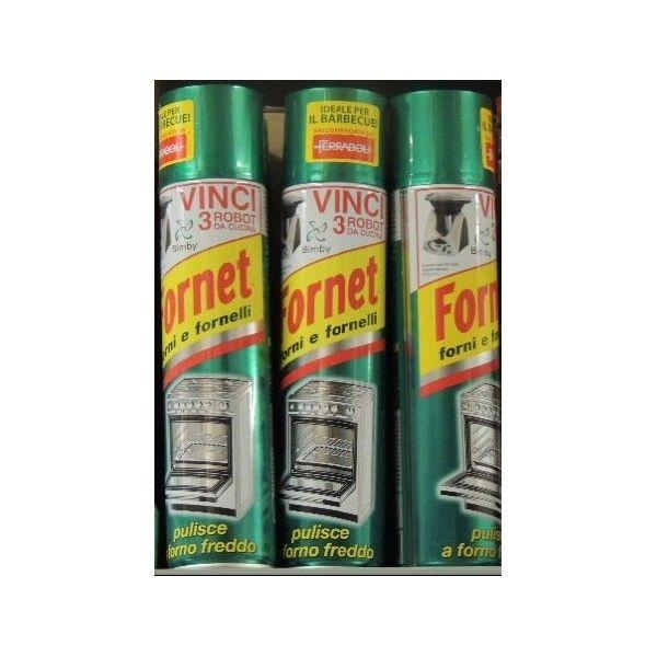 Fornet x fornelli Spray ML 300