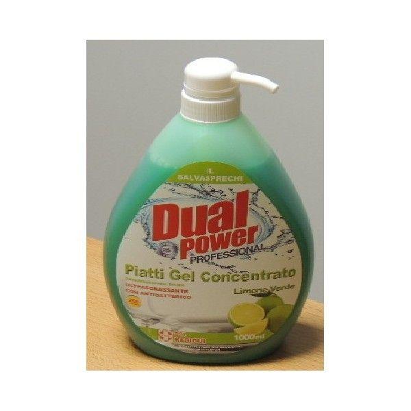 Dual power piatti lt 1 limone casalinghi detersivi - Piatti per la casa ...