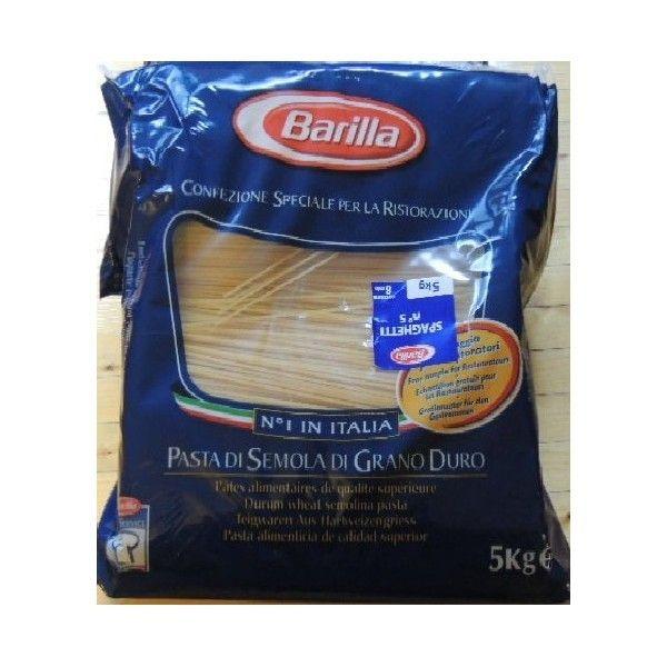Barilla Spaghetti nr. 5  Kg 5