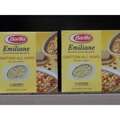 Emiliane Barilla Grattoni nr. 116 Gr. 250 Pasta