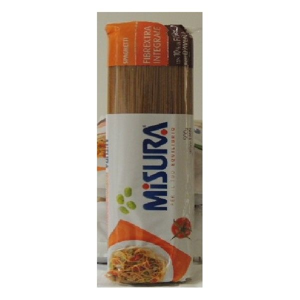 Spaghetti Integrali gr 500 Pasta Misura