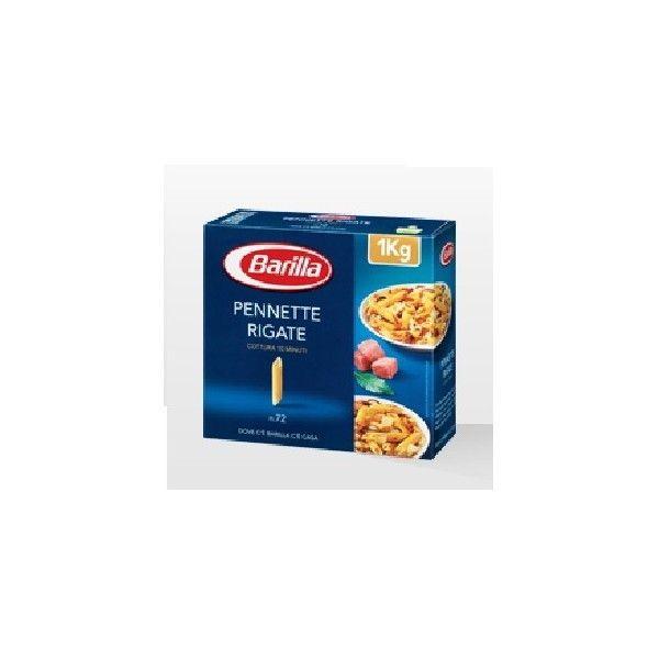 Barilla Pennette Rigate nr. 72 gr. 500 Pasta