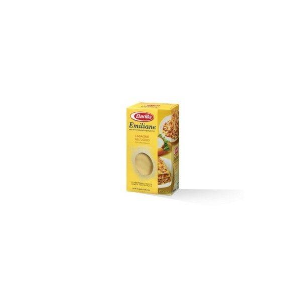 Barilla Lasagne All'Uovo Sottili Gr. 500