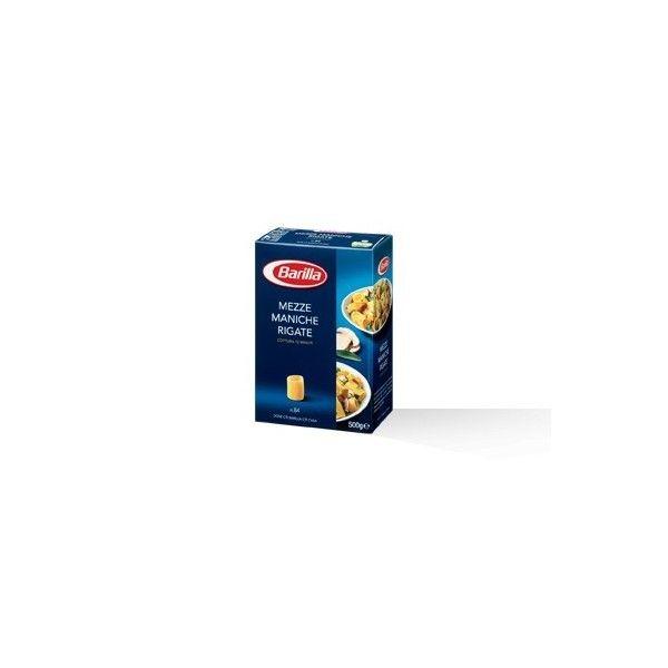 Barilla Mezze Maniche nr. 84 gr. 500 Pasta