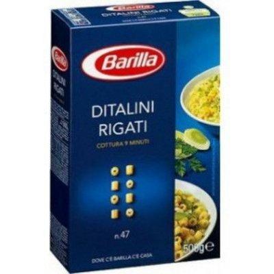 Barilla Ditalini Rigati nr. 47 gr. 500 Pasta