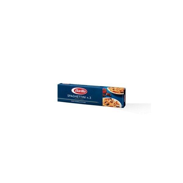 Barilla Spaghettini nr. 3 gr. 500 Pasta