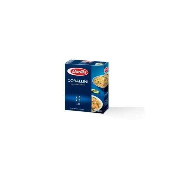 Emiliane Barilla Corallini Uovo Gr. 250 Pasta