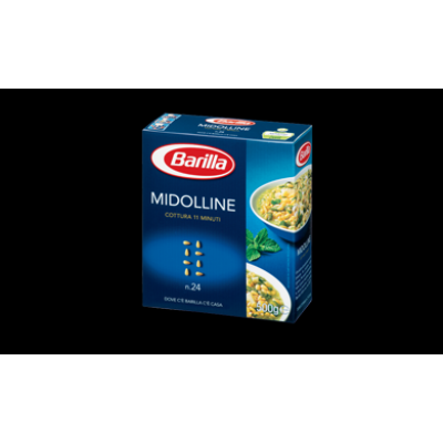 Barilla Midolline nr. 24 gr. 500 Pasta