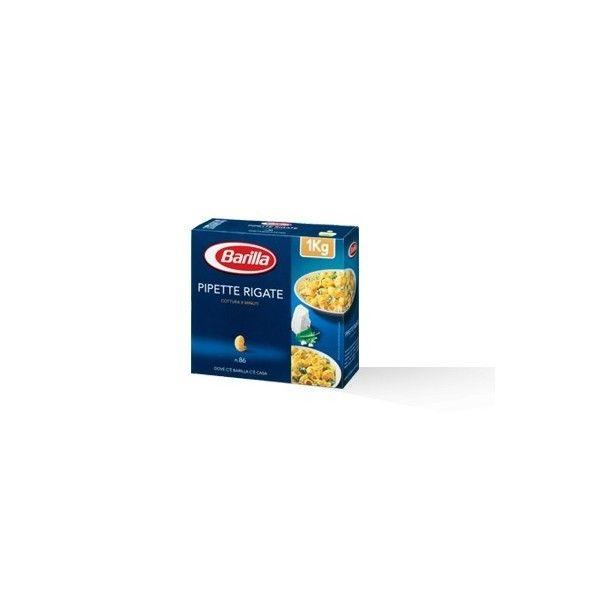 Barilla Pipette nr. 86 gr. 500 Pasta