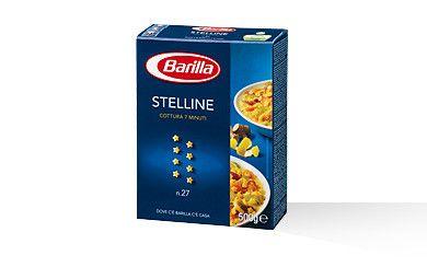 Barilla Stelline nr. 27 gr. 500 Pasta