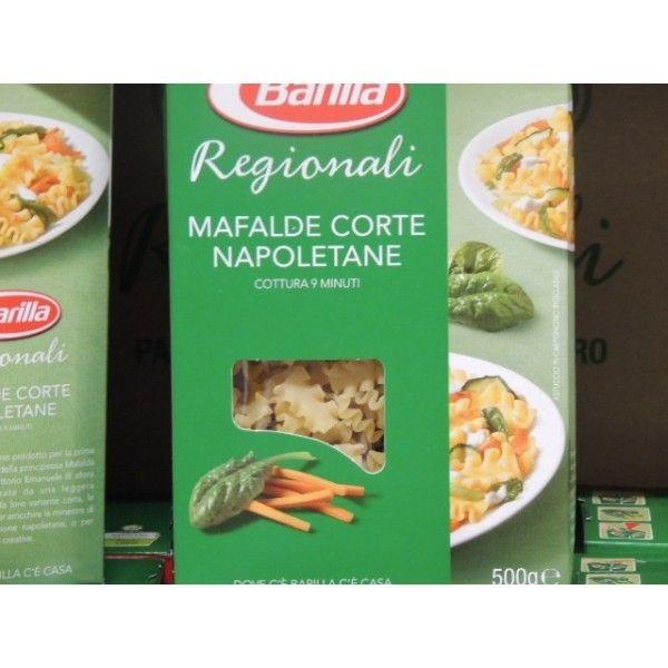 Regionali Barilla Mafalde Corte Gr. 500 Pasta
