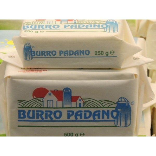 Burro Padano Latteria gr. 500