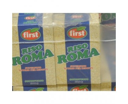 First Roma S/V Kg. 1 Riso
