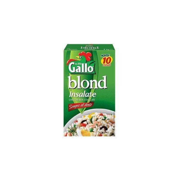 Gallo Blond x Insalate Kg 1 Riso