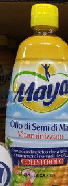 Olio Semi Mais Maya Vitaminizzato LT 1