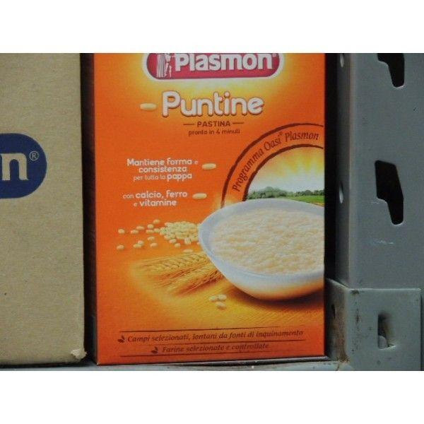 Plasmon Pastina Puntine gr. 340