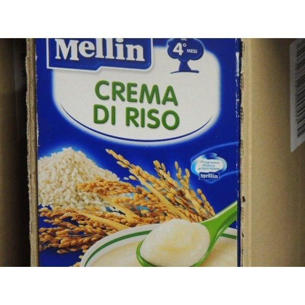 Crema Di Riso Mellin gr. 250