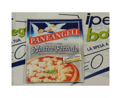 Lievito Paneangeli X pizze Focacce X 3