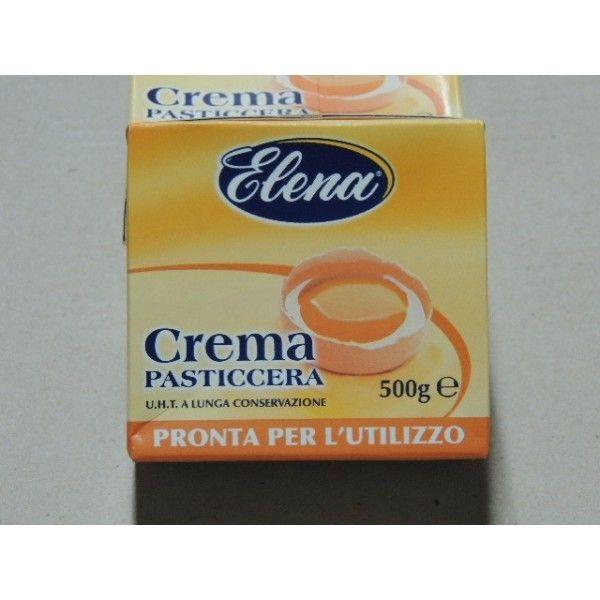 Crema Pasticcera Elena Ml 500