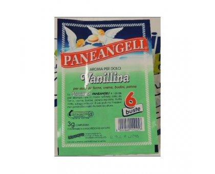 Vanillina Pane Angeli X 6 Buste