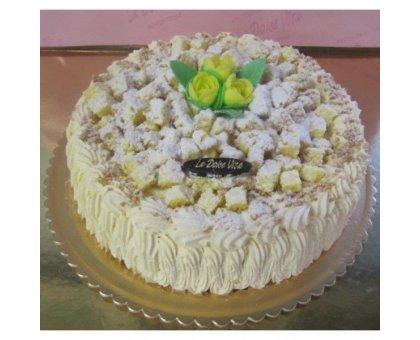 Torta Mimosa x 10 persone La Dolce vita