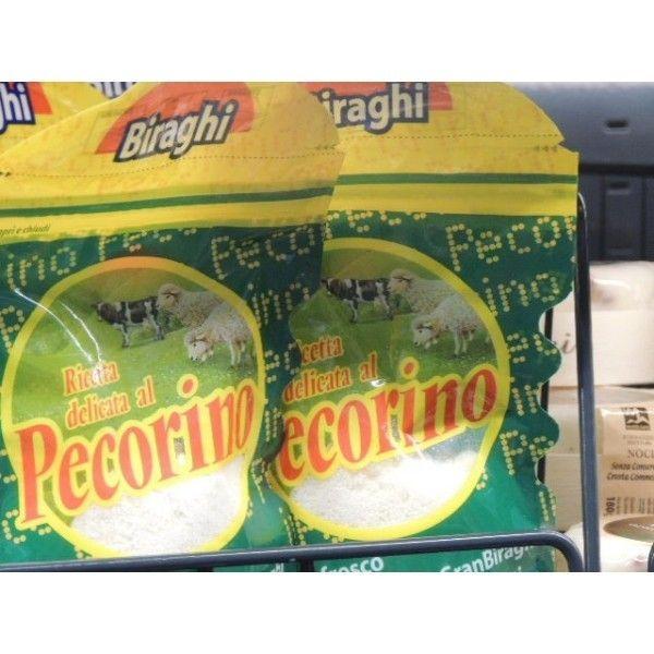Biraghi Pecorino Grattugiato gr 100