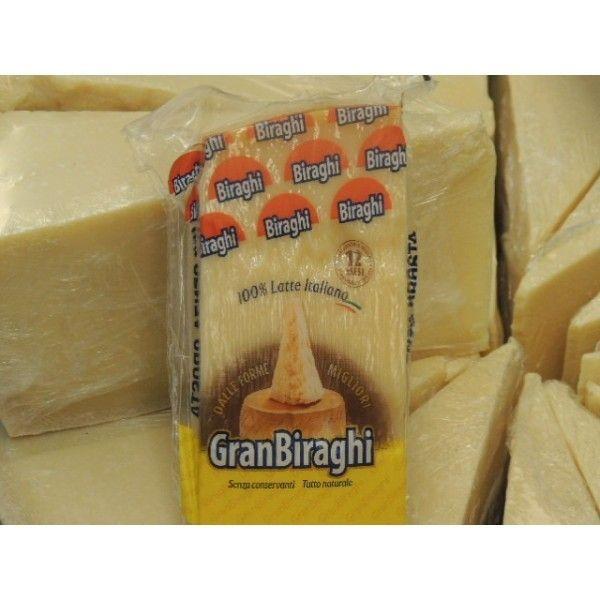 Granbiraghi Spicchio gr 500 grana