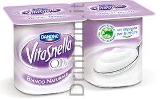 VitaSnella Danone x 2 Bianco Naturale