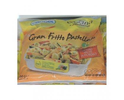 Gran Fritto Pastell. Verdure Orogel gr. 450