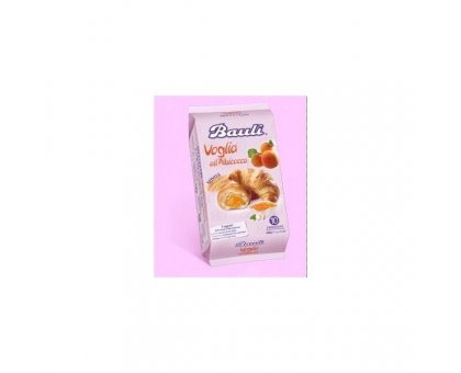 Bauli 6 Croissant Albicocca gr. 300 Brioss