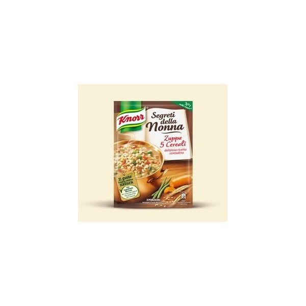 Knorr Zuppa 5 Cereali